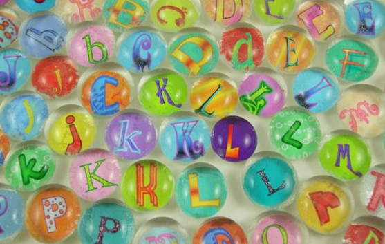 Get tips for making your own bubble magnets from Etsy artist, Jojo.