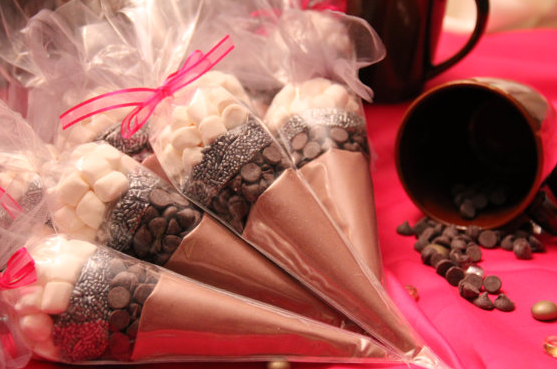 Get tips for making your own favors and gifts.