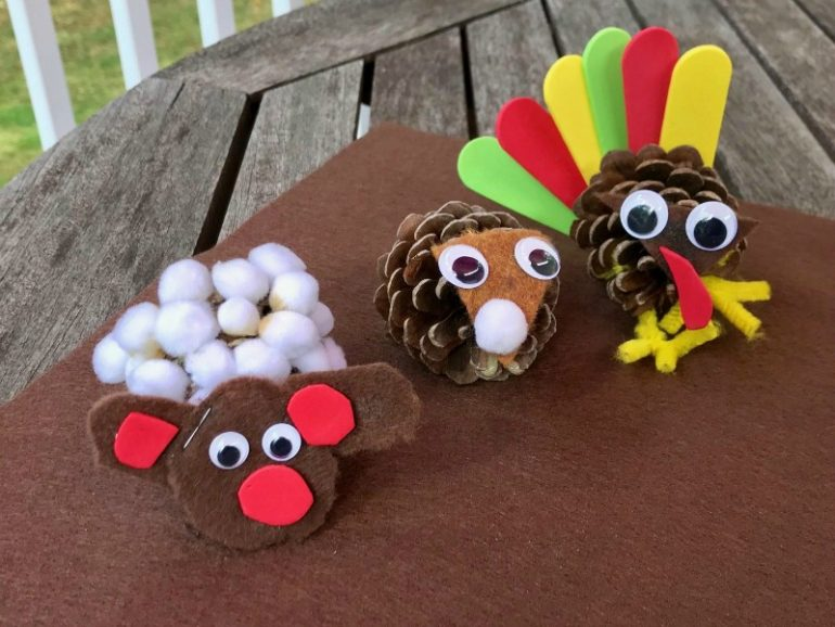 Tips for making pinecone animals inspired by nature looking for a fun outdoor craft to do with your kids on a crisp fall day try making some pinecone animals and critters this is a fun fast project for solutioingenieria Images